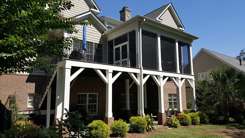 Screen Porch Design Ideas - Fine