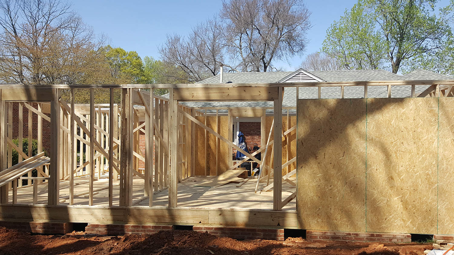 In-Law Suite Addition in Charlotte, NC
