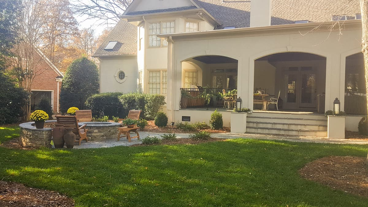 Luxury outdoor living providence country club for Luxury outdoor living